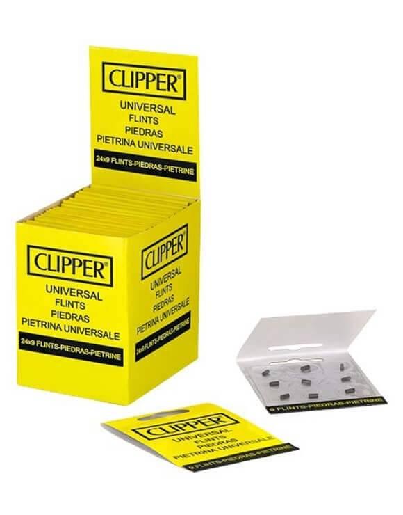 Piedras Clipper Blister de 9 uds.