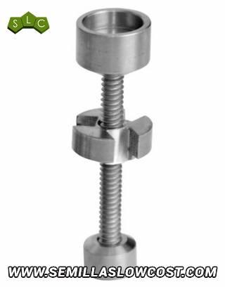 Clavo titanio ajustable
