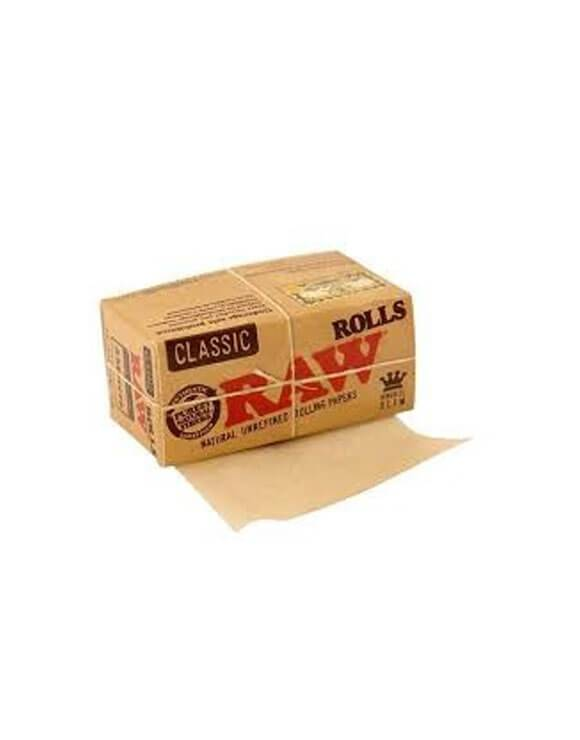 Papel Raw Rollo (caja 12)