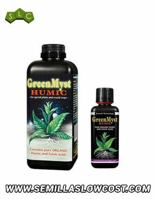 Green Myst Humic Growth Technology