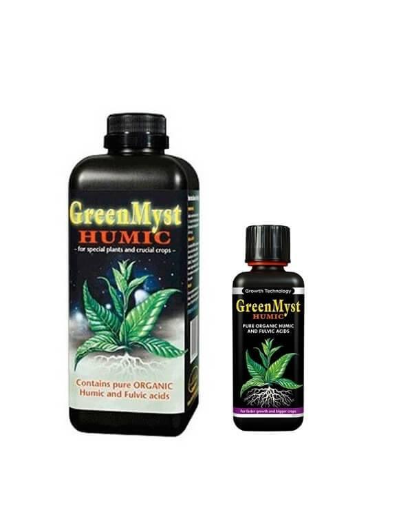 Green Myst Humic Growth Technology