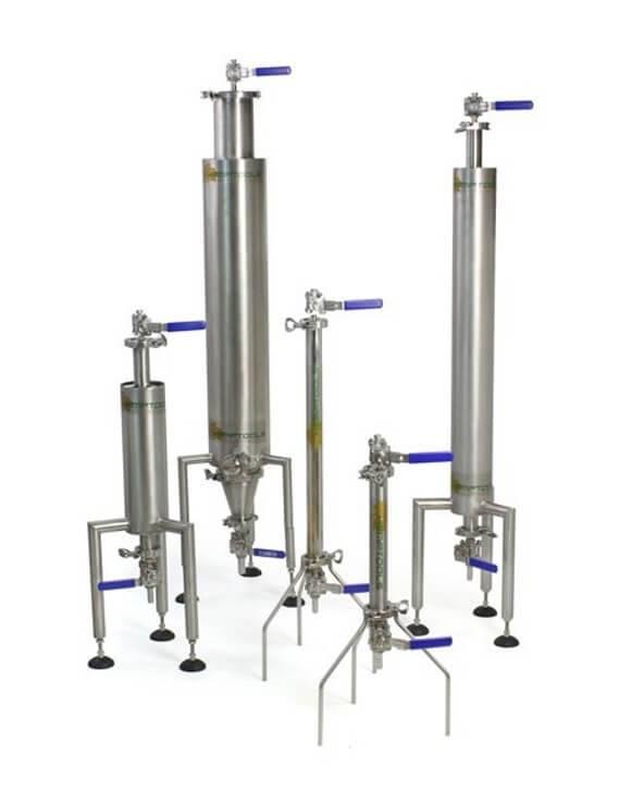 Tubo extracción Hemptools