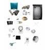 Kit cultivo 600W electrónico armario 120cm