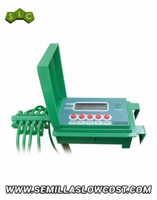 Sistema de Riego Automático Wassertech