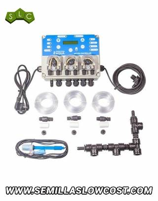 Controlador de nutrientes Kontrol (3 bombas+ sondas)