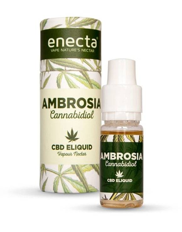 CBD E-Liquido Ambrosia Enecta