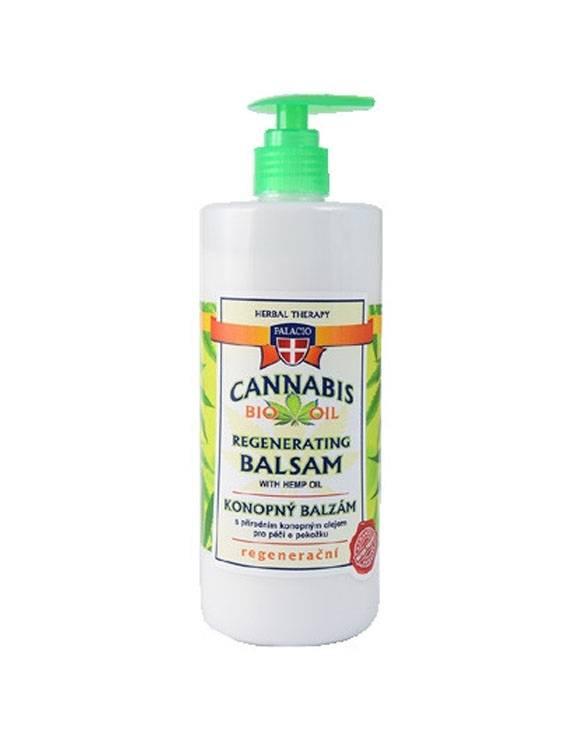 Cannabis Balsamo Corporal 500 ml Palacio