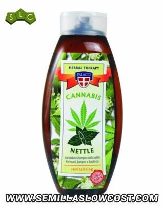 Champú Cabello Cannabis y Ortiga 500 ml Palacio