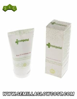 Crema Facial 40 ml Trompetol