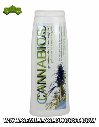 Gel Íntimo 250 ml Cannabios