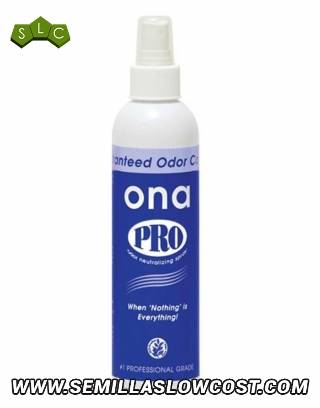 Ambientador ONA Spray PRO 250 ml