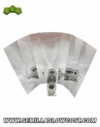 Reflector ECO Stuko, casquillo (0,4 mm)