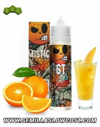 Orange - Mistiq Flava