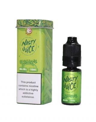 Green Apple - Nasty Juice