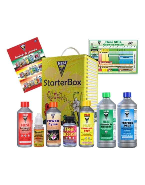 Starter Box Suelo Hesi