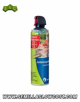 Antimosquitos Exteriores 500 ml