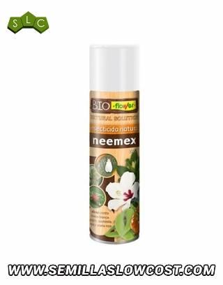 Bio Insecticida natural Neemex 500 ml Flower