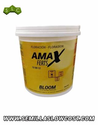 Fertilizante Amax Bloom 1KG