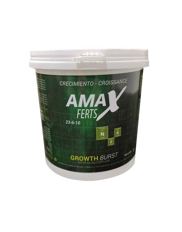 Bote de Amax Growth Burst