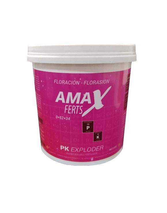 Fertilizante Amax PK EXPLODER 1Kg