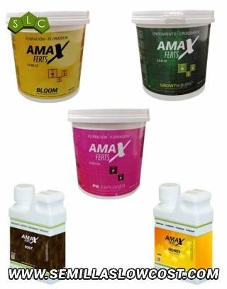 Kit Completo Amax