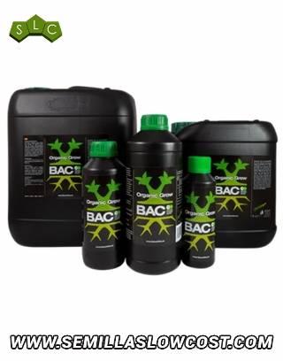 Fertilizante Organic Grow Bac