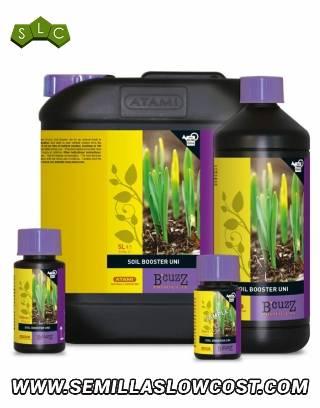 Fertilizante Booster Soil B'cuzz