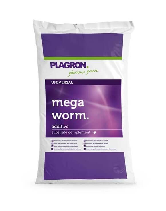 Mega Worm (Humus Lombriz)