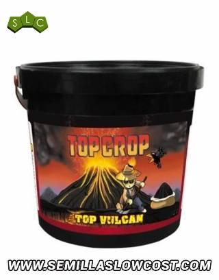 Top Vulcan (harina de lava) Top Crop