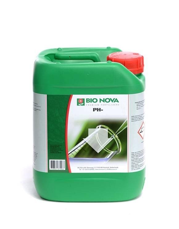 pH - Bio Nova