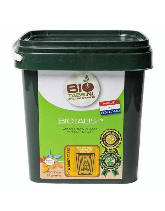 BioTabs BioTabs