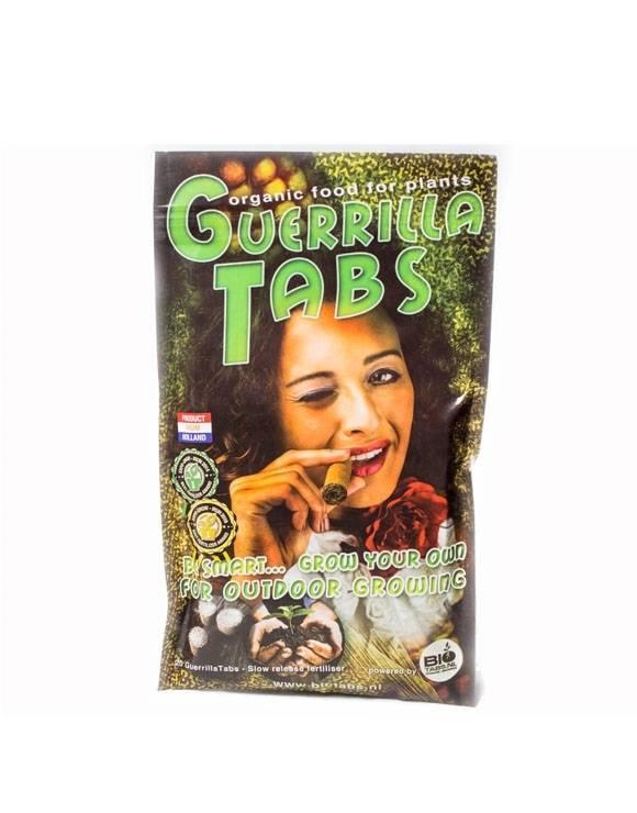 Guerrillatabs BioTabs