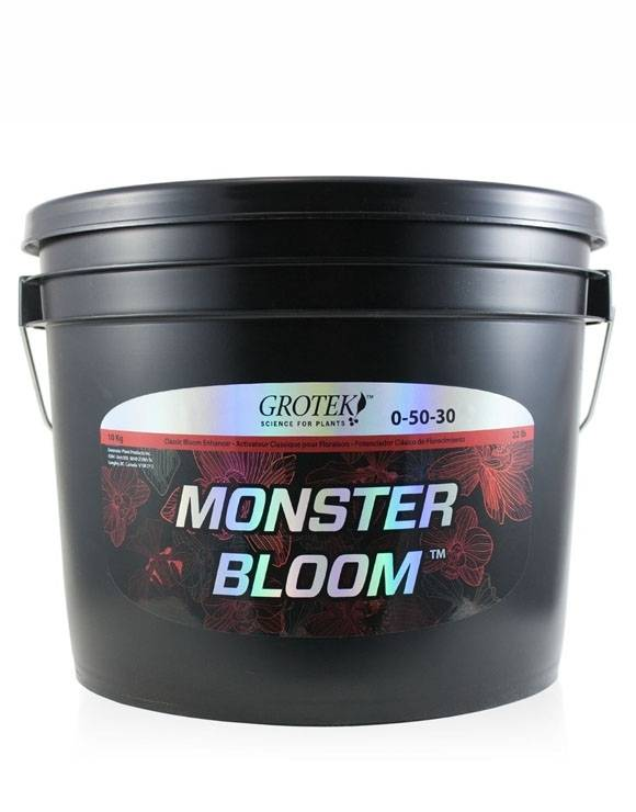 Bote de Monster Bloom