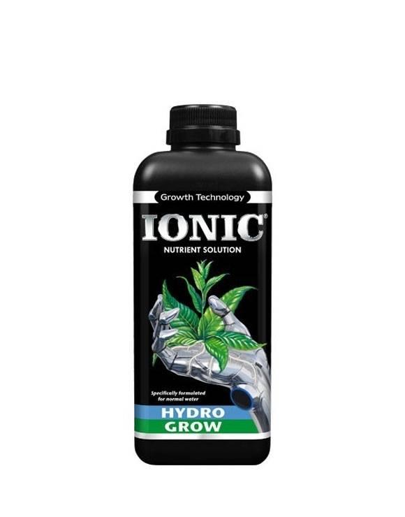 Ionic Hydro Grow Growth Technology