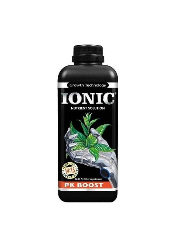 Ionic PK Boost Growth Technology