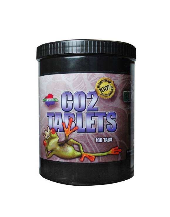 Co2 Tabs - Biogreen