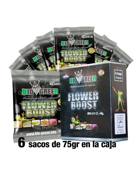Flower Boost - Biogreen