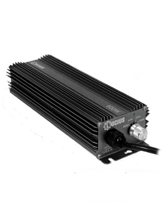 Balastro 600W Electrónico Regulable - LuciusLight
