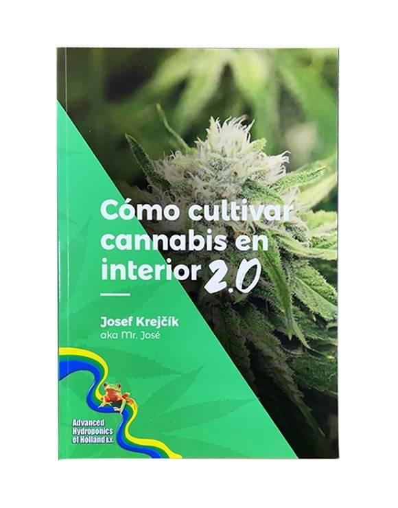 Libro Cultivo de Cannabis en Interior 2.0