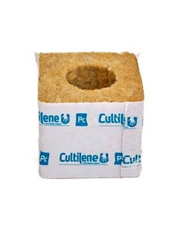 Tacos de lana de roca