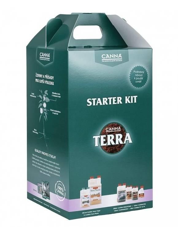 Terra Starter Kit de CANNA