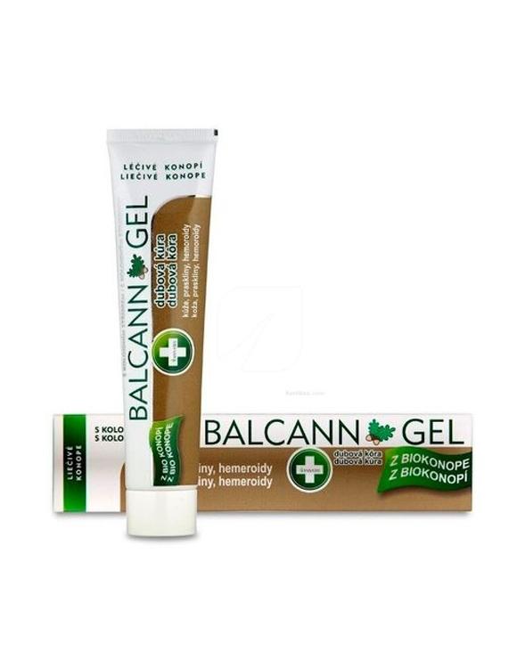Balcann Oak Bark