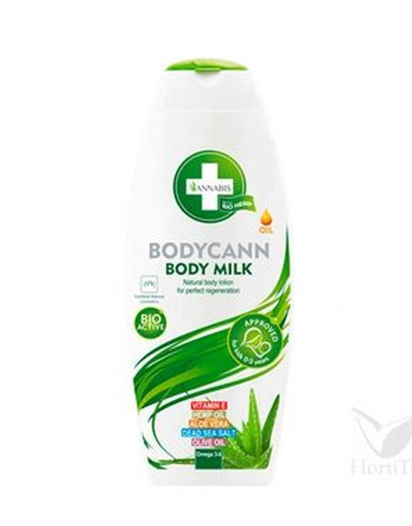 Bodycann Body Milk 250 ml Annabis