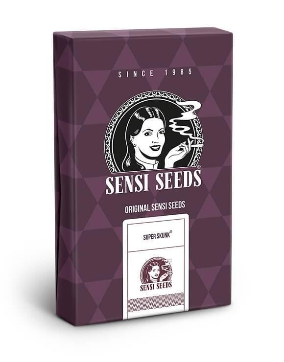 Super Skunk Sensi Seeds