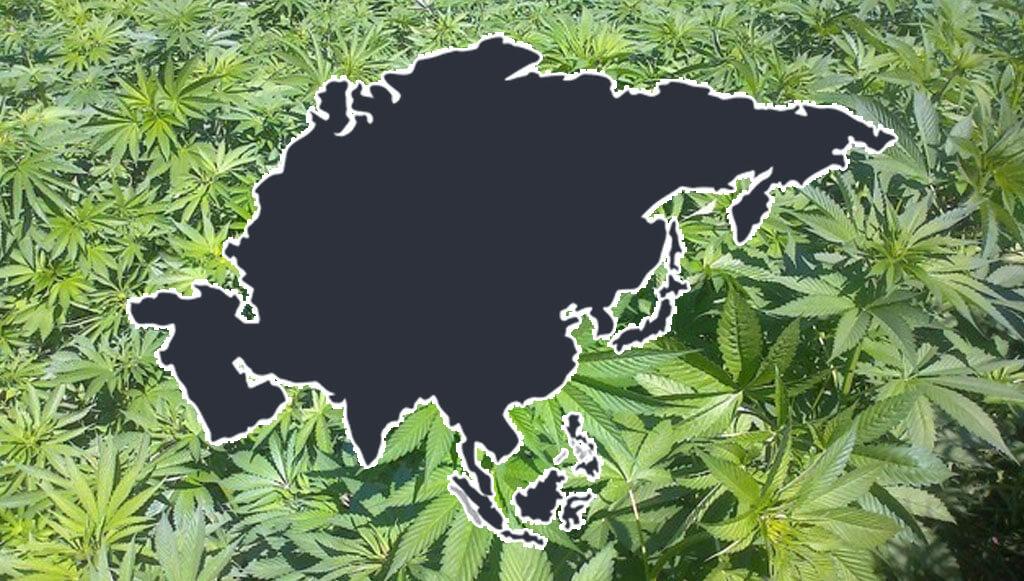 Marihuana Asia