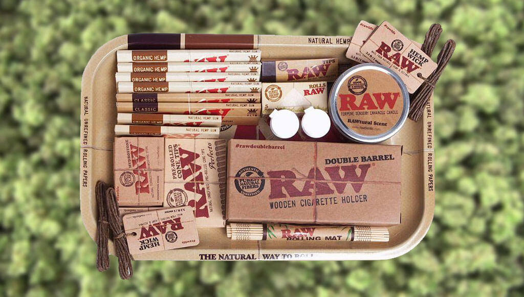 Productos RAW