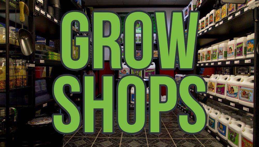 grow shops