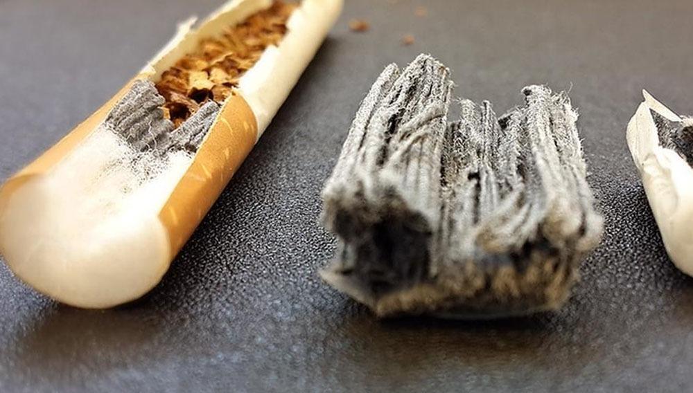 vaciar cigarro