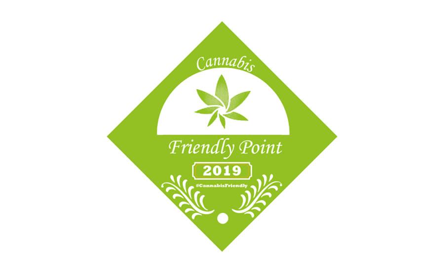 cannabis friendly point