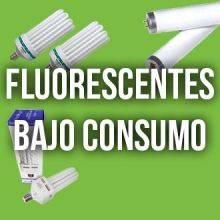 Fluorescentes bajo consumo
